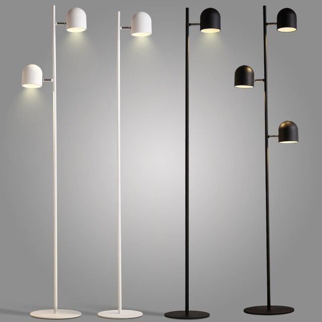 lovely einfache dekoration und mobel moderne stehleuchten #2: Einfache und schöne LED leseleuchten stehleuchte. eisen standard lampe  lichter Kunst Dekoration Nacht/Studie