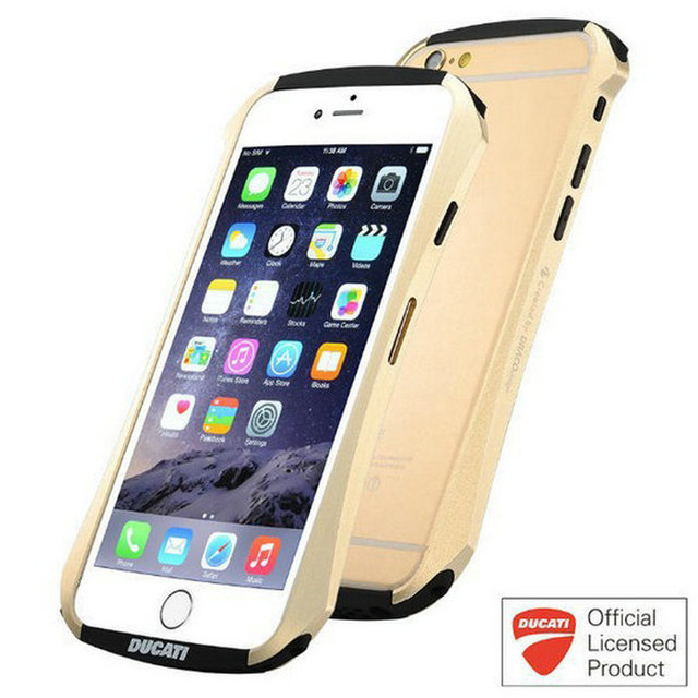new concept 07591 0ca71 US $17.9 |DRACO DUCATI Ventare Deff CLEAVE Design Aviation Aluminum Bumper  Metal Case for iPhone 6 4.7 inch 6 Plus 5.5 inch Free shipping on ...
