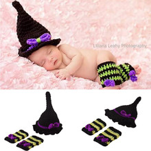 newborn baby cosplay costume carnaval kigurumi wizard witch suits party make up dress