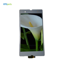 RTGparts IPS LCD Capacitive Touch Screen Digitizer Assembly For Sony Xperia Z1 L39h C6902 C6903 C6906
