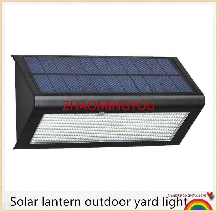 Solar Lantern Outdoor Yard Lighting Led