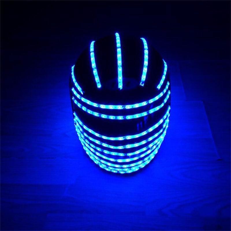 LED Helmet
