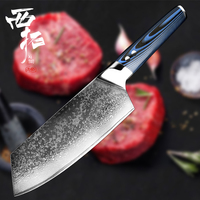 XITUO Damascus Steel Kitchen Chef Knife Santoku Utility Cut Meat Cleaver Fish Sashimi Sushi Steak Lamb Slice Fashion G10 Handle