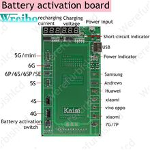 Wrcibo 7P Phone Battery Activation Charge PCB Board with USB Cable  for iphone 7