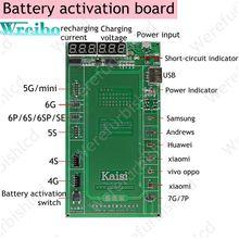 Wrcibo 7 P телефон Батарея активации зарядки печатной платы с USB кабель для iPhone 7