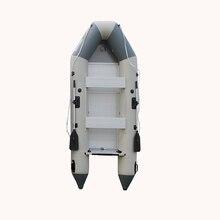 Роскошная Водоструйная моторная Складная лодка, моторная лодка на продажу, изготовленная из ПВХ