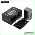 100% Original Wismec Reuleaux RX300 Caixa Mod Fit Com REUX Tanque Alimentado por Quatro Pilhas 18650-Versão De Fibra De Carbono