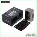 100% Original Wismec Reuleaux RX300 Caja Mod Ajuste Con REUX Tanque Alimentado por Cuatro Baterías 18650-Versión De Fibra De Carbono