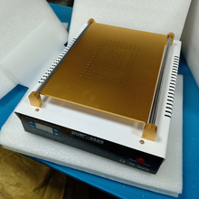 Двойной насос встроенный макс 14 дюймов для iPad для iPhone стекло вакуумный ЖК Сепаратор Сплит экран ремонт машина для samsung Tablet PC