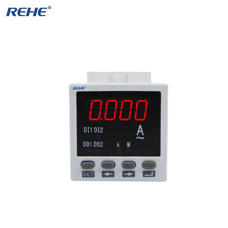 Analyseur de puissance monophasé numérique REHE RH-P81 48*48 MM