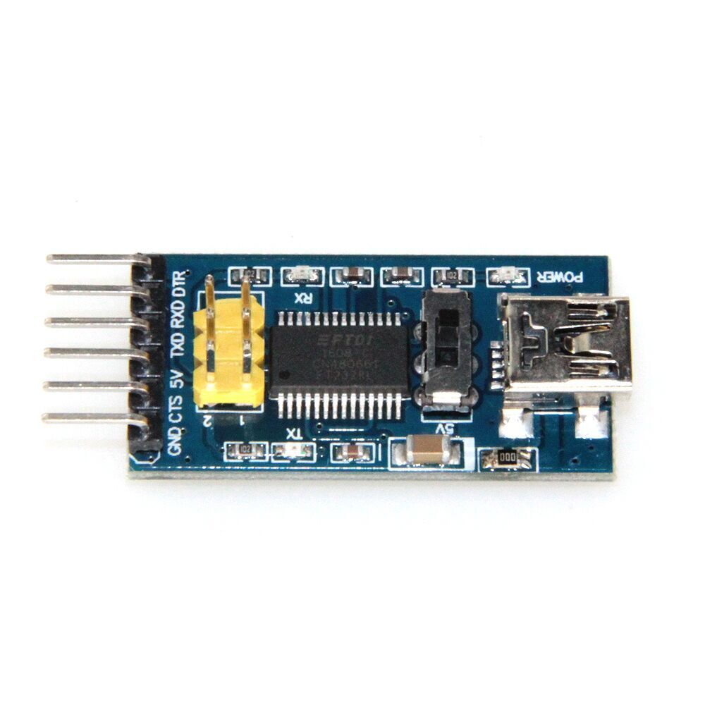 good quality FT232RL FTDI Basic USB to serial for Arduino