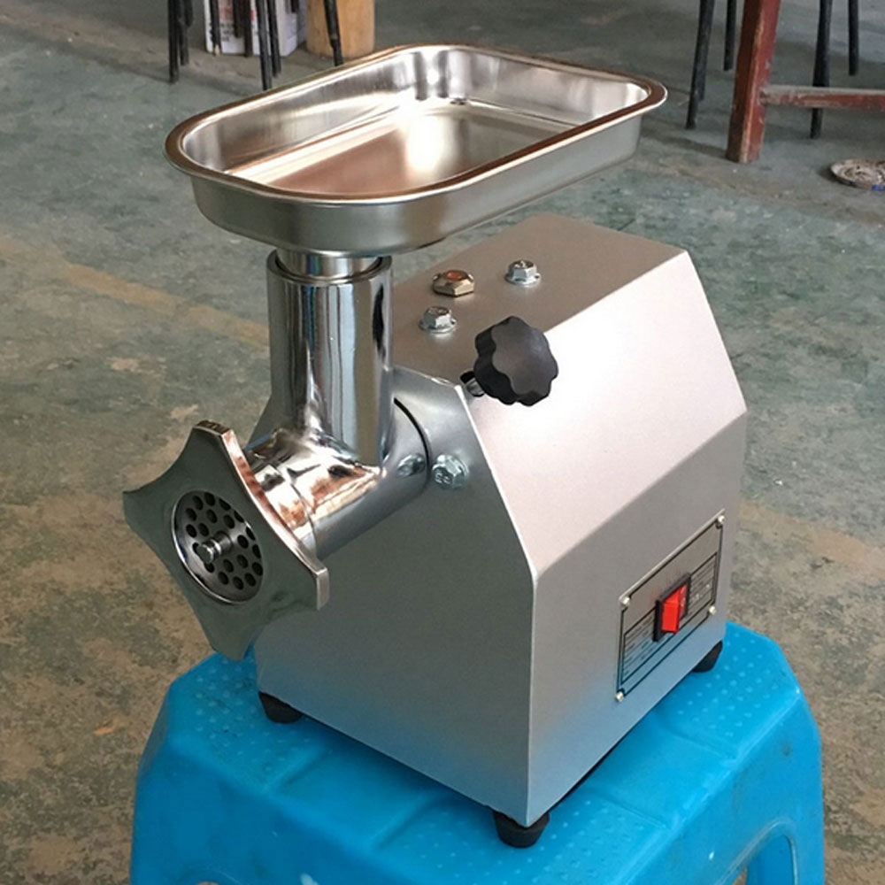 Homemade Electric Automatic Meat Grinder Kitchen Sausage