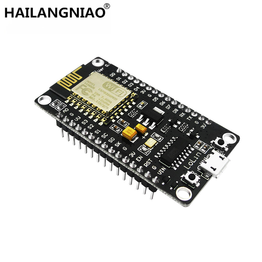 V3 Wireless module NodeMcu 4M bytes Lua WIFI Internet of Things development board based ESP8266 Compatible gprs gsm sms development board communication module m26 ultra sim900 stm32 internet of things with positioning