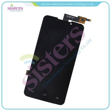 "Original For ZTE N5 LCD Display Touch Screen Digitizer Full Assembly For ZTE Grand memo 5.7"" N5 U5 N9520 V9815"