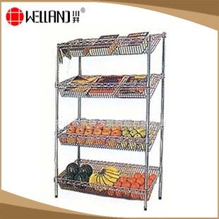 Kawai fabricante profesional de super estante estante de metal