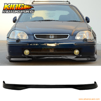 Sale For 96 98 Honda Civic Type R Front Bumper Lip Urethane
