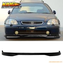 Sale!!! For 96-98 Honda Civic Type R Front Bumper Lip Poly Propylene