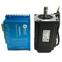 Es d1008 (hbs86h) andes m23480 (86hsm85 e1) leadshine закрыть петли Гибридный сервопривод и двигатель для ЧПУ резки