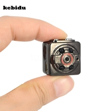 kebidu SQ8 Mini Camera HD 1080P 720P digital Camera Sport DV Voice Video Recorder Infrared Night Camcorder Smallest Cam Micro(China)