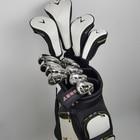 Golf clubs calla warbird 5 full set of tee driver + fairway wood 2 + Hybrid + irons 8+putter beginner sets of poles no bag