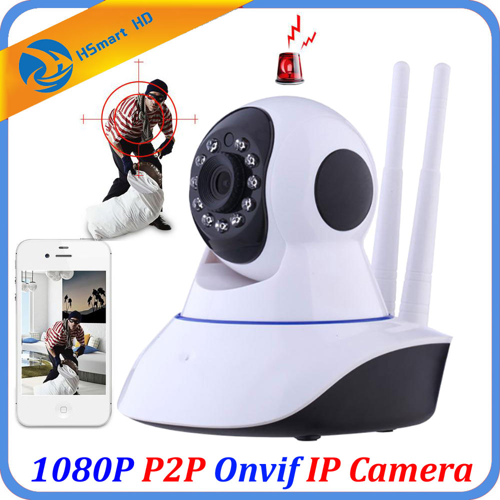 2.0M Wifi IP Camera 1080P HD Wireless Camera CCTV Video Surveillance Security CCTV Network P2P Onvif Camera Infrared IR камера наблюдения wifi ip camera hd 1080p wifi ip p2p