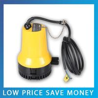 24V Submersible Centrifugal Water Pump Small Electric Plastic Water Pump