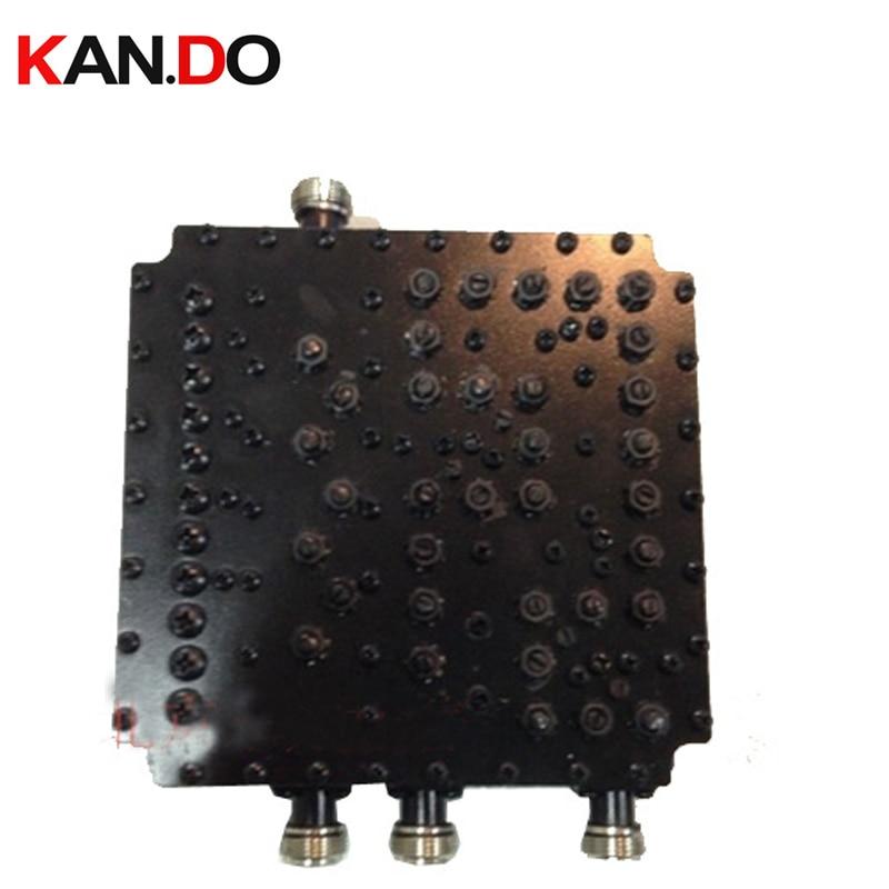 3 BANDS GSM DCS 3G signal combiner 900/1800/2100mhz signal combiner signal mixer,signal mixer combiner mixer for telecom use