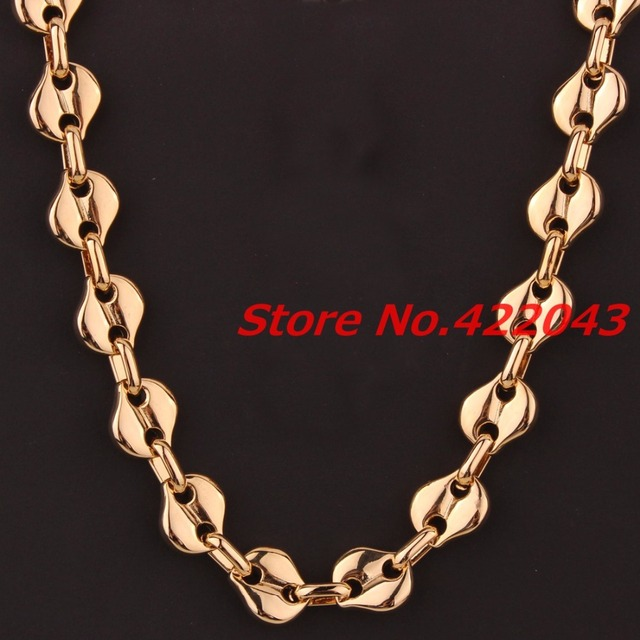 Fine Jewelry Mens Gray Stainless Steel 22 5.5mm Rolo Chain mGDMjWV4O