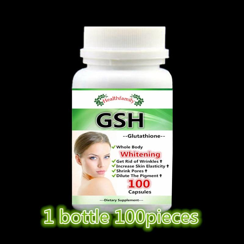 Avançada para a Beleza da Pele, Envelhecimento, Anti Oxidante, 100 Pcs/bottle