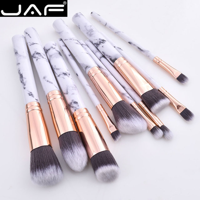 Makeup Brush with Holder 10PCS 2