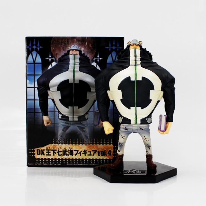 19 см Одна деталь Варфоломея Кума рисунок DX аниме модель игрушка Рождественский подарок для детей
