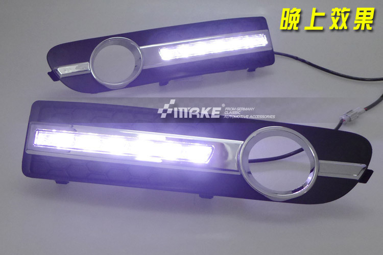 free shipping led daytime running light led day light for volvo s80 led drl 2009 2013 with yellow turn signals function free shipping, LED Daytime Running light,LED Daylight For Volvo S80 LED DRL 2009-2013