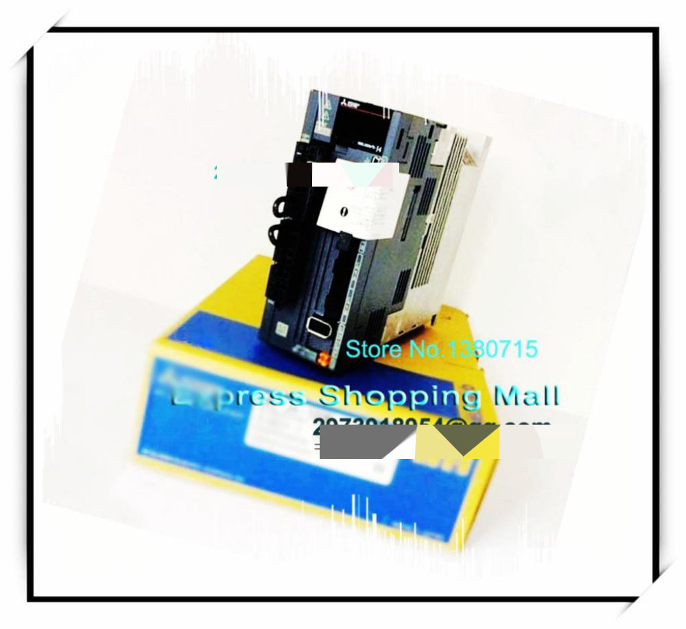 New Original MR-J4-100B 220V 1KW 1-Axis AC Servo Drive dc1335b b programmers development systems mr li