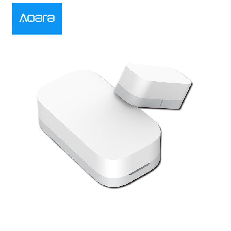 [ Updated Verison ] Xiaomi AQara Smart Window Door Sensor ZigBee Wireless Connection Multi-purpose Work With Android IOS APP