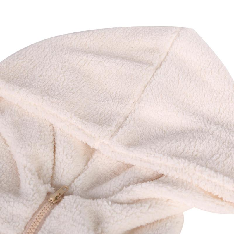 e7568e31 Dame høst Warm Jacket Hooded Zipper framtidenskjop.no