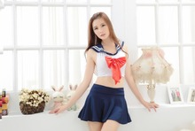 Temptation Sexy One Outfit Ladies Babydoll Lingeries Beautiful Lace Floral Maid Cosplay Nighties Intimates Erotic Lolita Slips