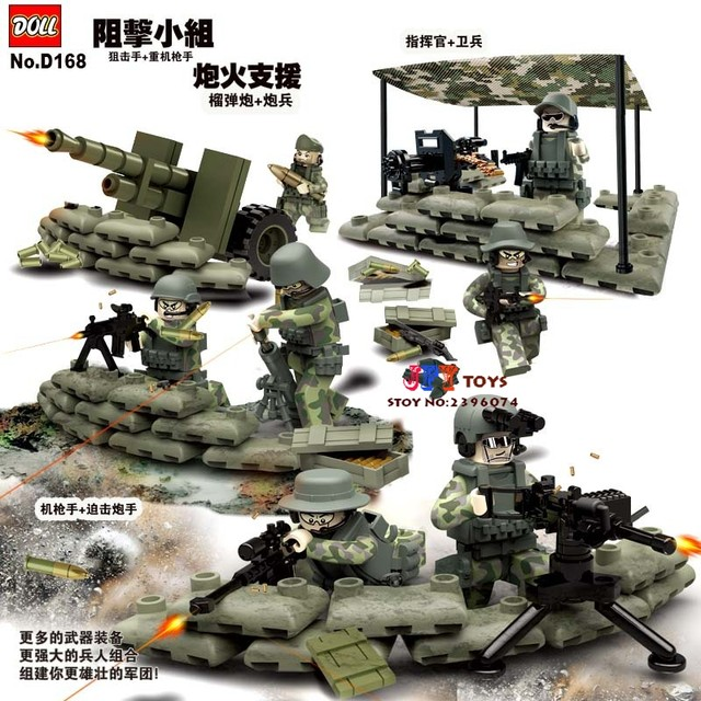 online shop d168 task force jungle commando weapon military army
