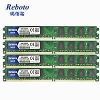 DDR2 8 ГБ 4x2 ГБ pc2-6400 667 мГц Оперативная память PC памяти DIMM Оперативная память 200pin