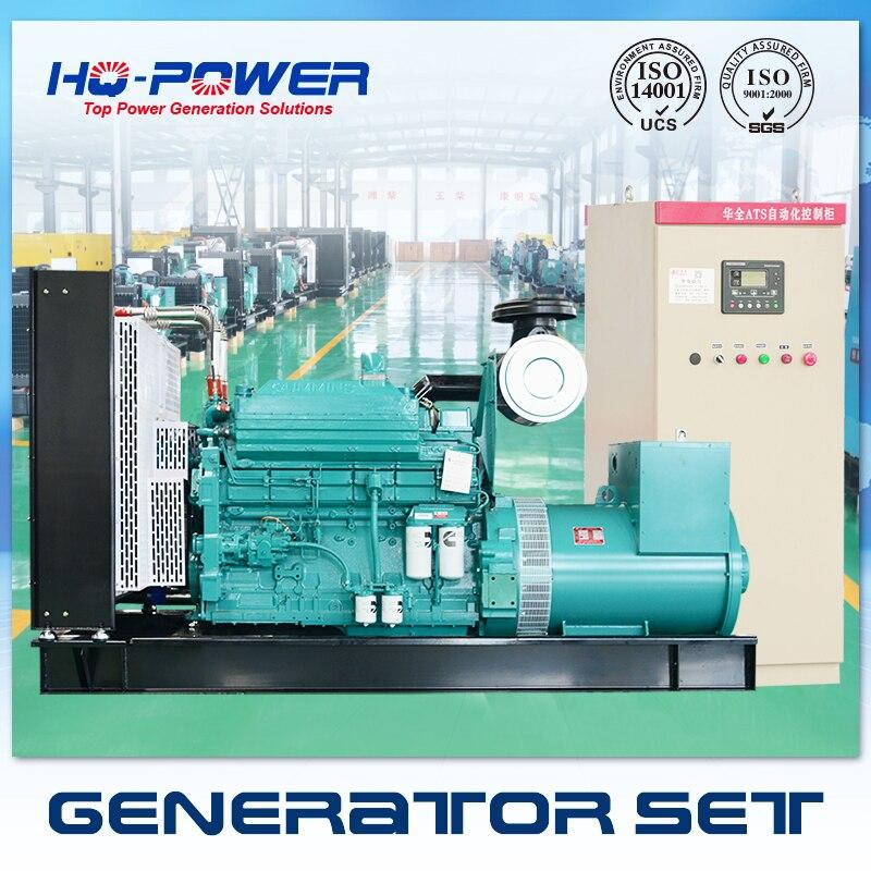 500 kva permanent magnet diesel generator manufacturer from china popular japan