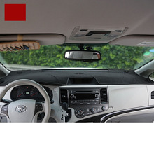 lsrtw2017 car styling polyester car dashboard mat for toyota sienna 2011 2012 2013 2014 2015 2016 2017 2018 2019 xl30 lsrtw2017 car styling accessories car window middle post trims for toyota sienna 2011 2012 2012 2014 2015 2016 2017 2018