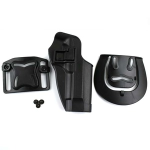 Image 2 - Tactical Combat Belt Holster Airsoft Pistol Holster Beretta M9 92 96 92fs Waist Holster Military Hunting Airsoft Gun Holster