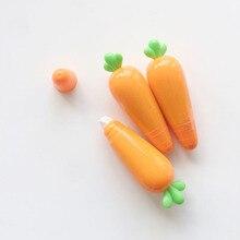 Прекрасный морковный пресс тип Практическая Корректирующая лента дневник канцелярские принадлежности Школьные принадлежности