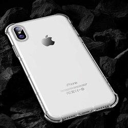 무거운 의무 보호 실리콘 케이스 X, 바위 안티 노크 전화 케이스 X TPU 커버 케이스 iPhoneX