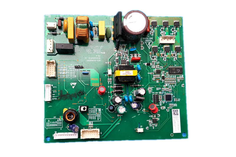 BCD-651WBEPF2 Good Working Tested