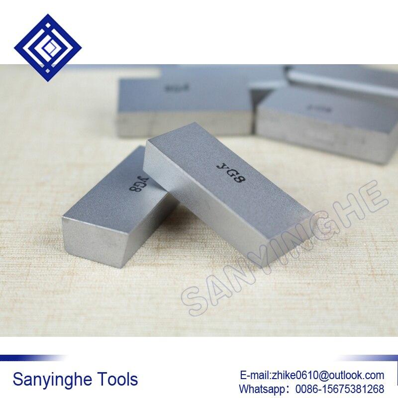 free shipping high quality 20pcs lots A122 YG6 YG8 YW1 YW2 YT5 YT14 YT15 carbide welding