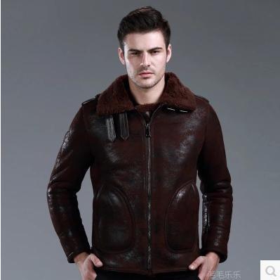 Online Buy Wholesale b3 flight jacket from China b3 flight jacket