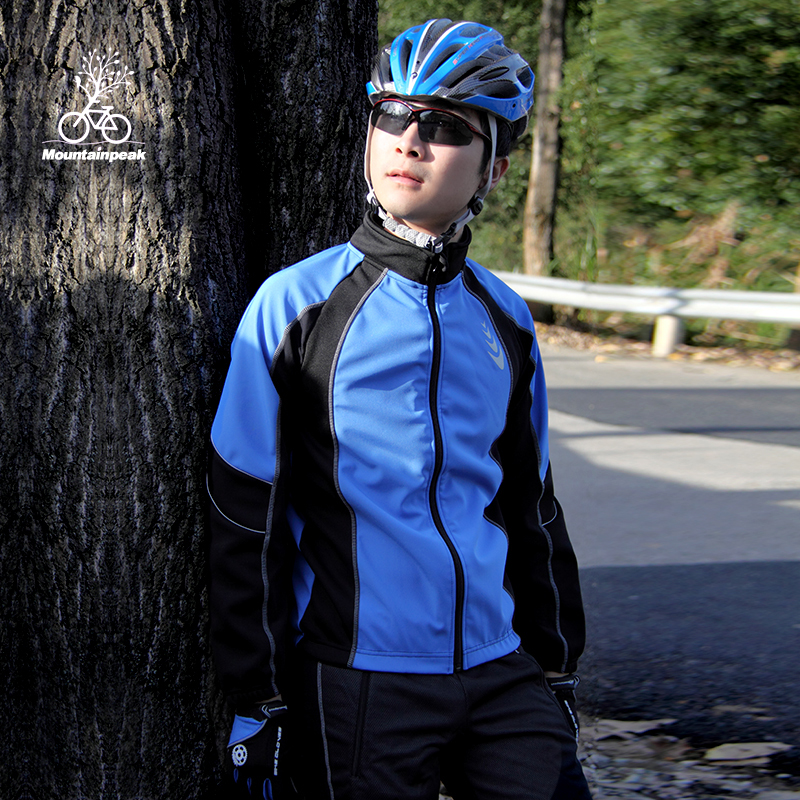 Mountainpeak Autumn and Winter Riding Suit Jacket with Long Sleeves, Mens Hair and Hair and Feng Shui