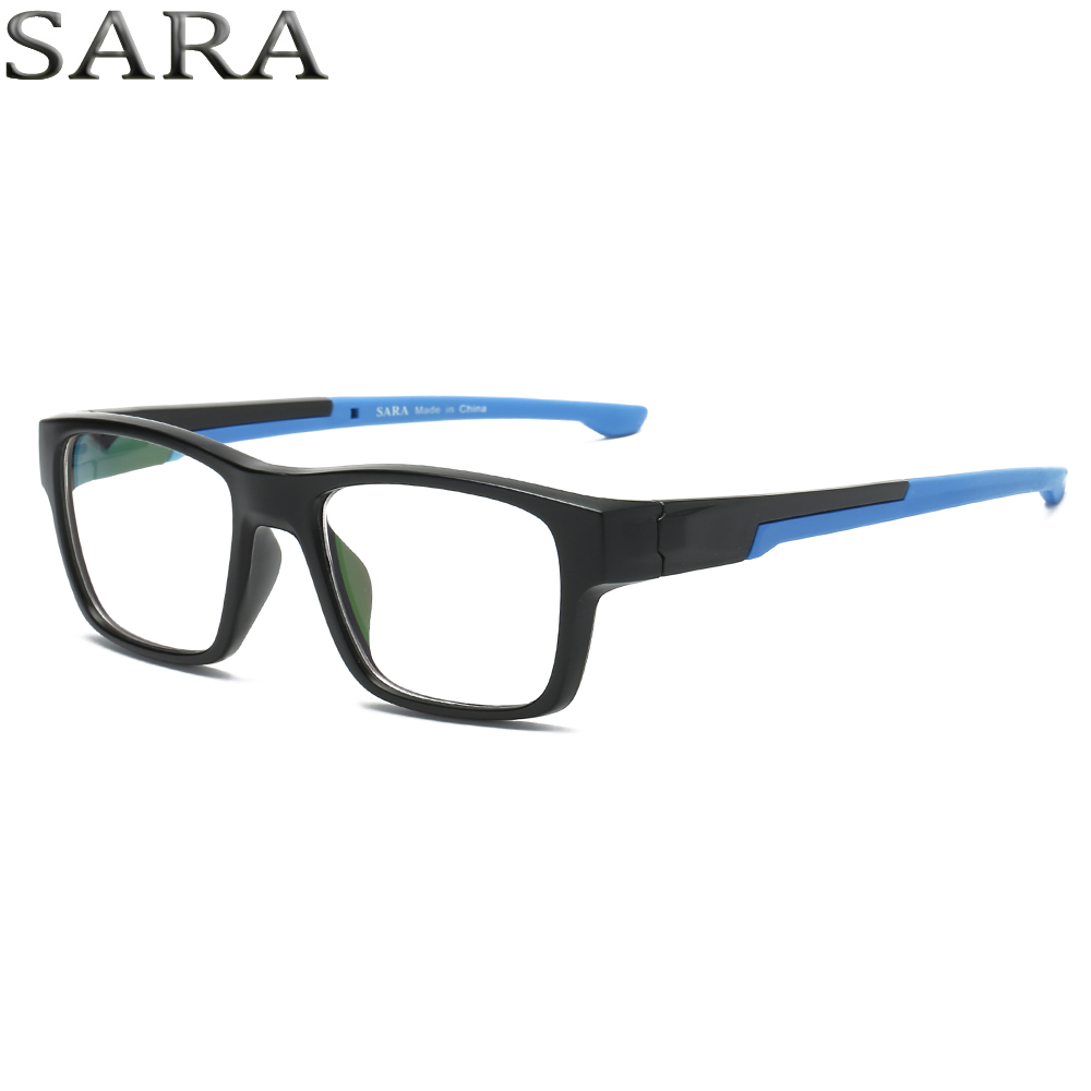 f142f98089 SARA Anti Blue Ray Computer Glasses Eye Protection Lunette Lumiere Anti  Lumiere Bleue D ordinateur Radiation Eyewear Protective-in Eyewear Frames  from ...