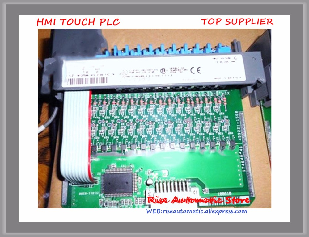 1746-NI16I PLC New Original 125mA 16 Number of Inputs Analog I/O Modules plc 60ma 4 number of inputs thermocouple analog input module for 1746 nt4