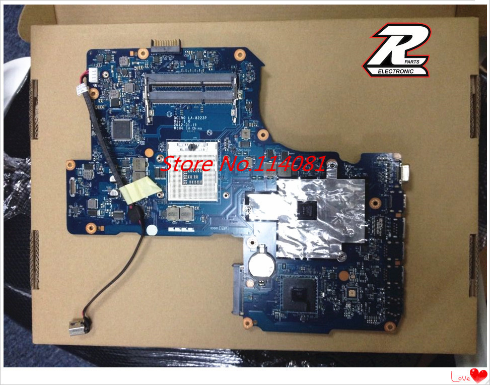 QCL90 LA-8223P Mainboard For ASUS K95 K95VM DDR3 LA 8223P Motherboard GT630M original New